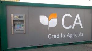 Vinil corte Caixa Crédito Agrícola